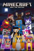 Minecraft: Xbox One Edition - Skin Pack 4 Xbox One Front Cover