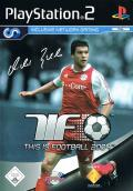 World Tour Soccer 2005 PlayStation 2 Front Cover
