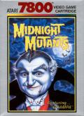 Midnight Mutants Atari 7800 Front Cover