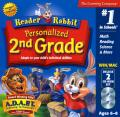 Reader Rabbit Personalized 2nd Grade Macintosh Front Cover