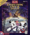 101 Dalmatians: Escape From DeVil Manor Windows Front Cover