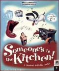 Someone's in the Kitchen! Windows Front Cover