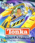 Tonka Space Station Windows Front Cover
