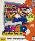 Mario Teaches Typing 2 Macintosh Front Cover