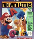 Mario's Early Years: Fun With Letters DOS Front Cover