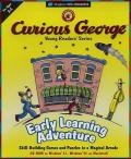 Curious George Early Learning Adventure Macintosh Front Cover