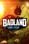Badland: Game of the Year Edition Xbox One Front Cover second version