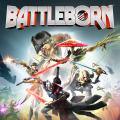 Battleborn PlayStation 4 Front Cover