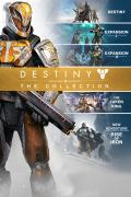 Destiny: The Collection Xbox One Front Cover