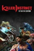 Killer Instinct: Definitive Edition Xbox One Front Cover