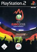 UEFA Euro 2008 PlayStation 2 Front Cover