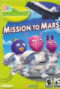 The Backyardigans: Mission to Mars Windows Front Cover
