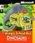 Scholastic's The Magic School Bus Explores in the Age of Dinosaurs Windows Front Cover