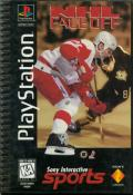 NHL FaceOff PlayStation Front Cover