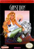 Ghost Lion NES Front Cover