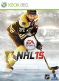 NHL 15 Xbox 360 Front Cover