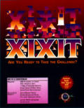 Xixit DOS Front Cover