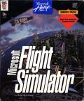 Microsoft Flight Simulator: Bonus Pack DOS Front Cover