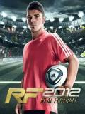 Real Football 2012 J2ME Front Cover