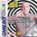Austin Powers: Welcome to My Underground Lair! Game Boy Color Front Cover