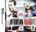FIFA Soccer 06  Nintendo DS Front Cover