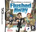 Flushed Away Nintendo DS Front Cover