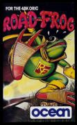 Road Frog Oric Front Cover