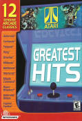 Atari's Greatest Hits Windows Front Cover