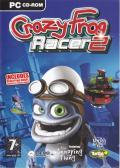 Crazy Frog Arcade Racer Windows Front Cover
