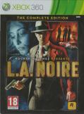 L.A. Noire: The Complete Edition Xbox 360 Front Cover