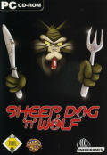 Looney Tunes: Sheep Raider Windows Front Cover