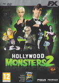 Hollywood Monsters 2: Collectors Edition Windows Front Cover