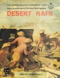 Desert Rats: The North Africa Campaign DOS Front Cover