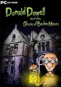 Donald Dowell and the Ghost of Barker Manor Windows Front Cover