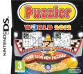 Puzzler World 2012 Nintendo DS Front Cover