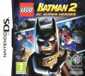 LEGO Batman 2: DC Super Heroes Nintendo DS Front Cover