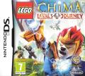 LEGO Legends of Chima: Laval's Journey Nintendo DS Front Cover