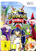 Medieval Games Wii Front Cover