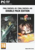 Final Fantasy VII / Final Fantasy VIII: Double Pack Edition Windows Front Cover