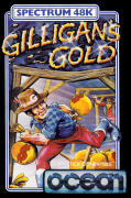 Gilligan's Gold ZX Spectrum Front Cover
