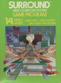 Surround Atari 2600 Front Cover