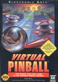 Virtual Pinball Genesis Front Cover