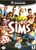 The Sims GameCube Front Cover