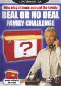 Deal or No Deal: Family Challenge DVD Player Front Cover