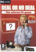Deal or No Deal: The Official PC Game Windows Front Cover
