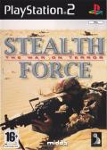 Stealth Force: The War on Terror PlayStation 2 Front Cover