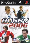 Rugby Challenge 2006 PlayStation 2 Front Cover