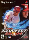 MLB SlugFest 20-04 PlayStation 2 Front Cover