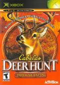 Cabela's Deer Hunt: 2004 Season Xbox Front Cover
