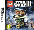 LEGO Star Wars III: The Clone Wars Nintendo DS Front Cover
